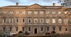 Leinster House. Image © Faduda