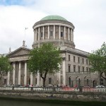 Four Courts, Dublin. Image via Flickr/paulafunnell