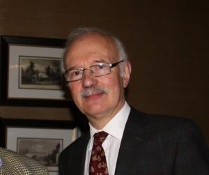 Press Ombudsman Peter Feeney
