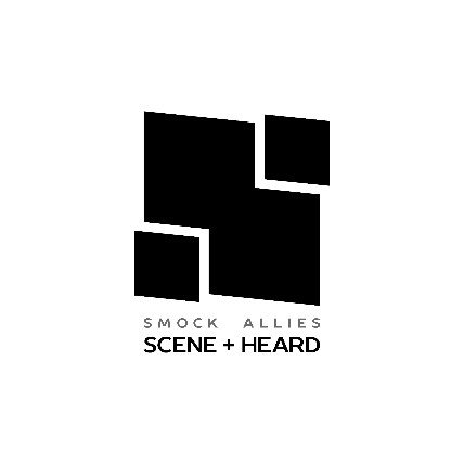 Smock Alley scene+heard logo