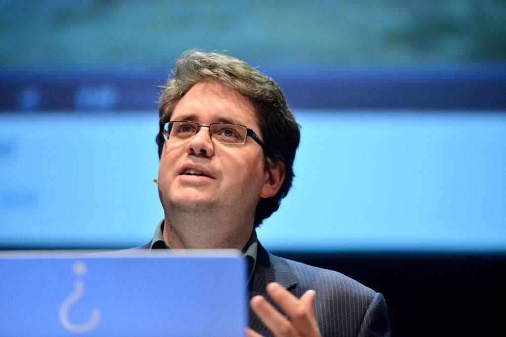 Bellingcat founder Eliot Higgins
